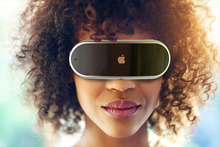 هدست واقعیت افزودهی اپل