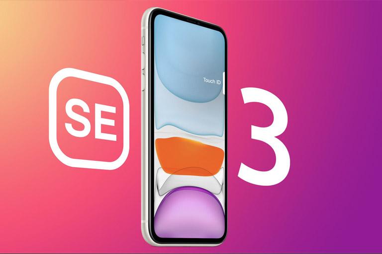 آیفون SE بعدی با پردازنده جدید و 5G در سال ۲۰۲۲ معرفی میشود